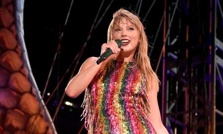 Entertainment News - Taylor Swift Releases Romantic Title Track Off New Album 'Lover'
