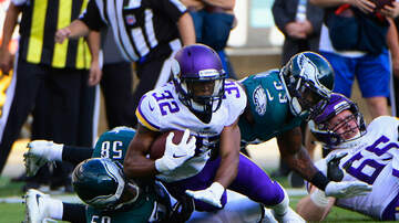 Vikings Blog - Vikings RB Roc Thomas Suspended 3-Games | KFAN 100.3 FM