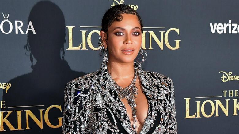 Beyonce's 'Lion King' Album Features Blue Ivy, Jay-Z, Kendrick Lamar
