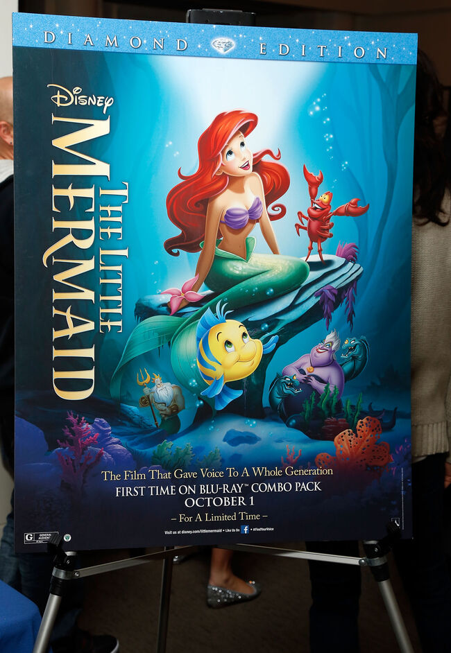 Disney's The Little Mermaid Special Screening At The Walter Reade Theater
