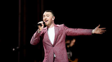Dreena Gonzalez - Sam Smith is a huge fan of this artist and he was finally able to meet her!