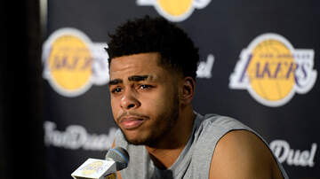 FOX Sports Radio - Warriors GM Bob Myers Says the Team is Not Trading D'Angelo Russell