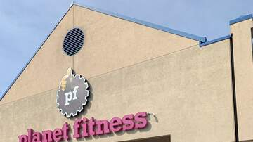 Photos - Ashley and KC101 at Planet Fitness in Orange on 7/16/19