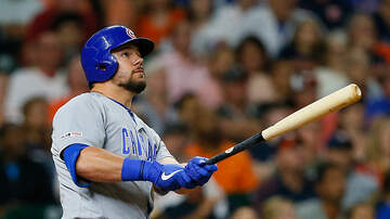 Lance McAlister - Schwarber homers to beat Reds in bottom of 10th