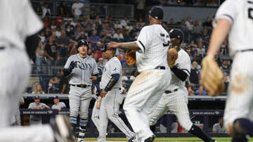 Local News - CC Sabathia In Middle As Yankees-Rays Benches Clear