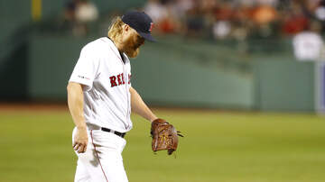 Sports - Andrew Cashner Roughed Up In Red Sox Debut