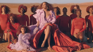 Entertainment News - Beyonce Unveils Scenic Music Video For 'Lion King' Song 'Spirit'
