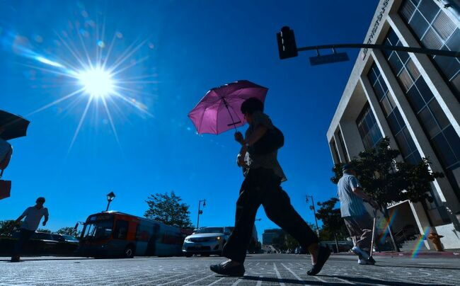 Heat Wave Gone; Another on the Way