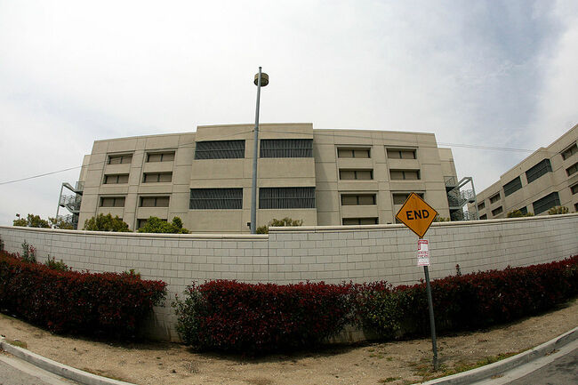The Century Regional Detention Facility