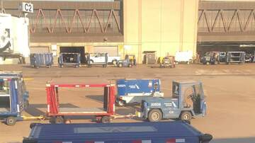 KGOR Mornings Blog - Military Veteran Leaves Eppley Airport in Omaha