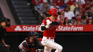 Sports Desk - Angels Jump On Astros With Six-Run First