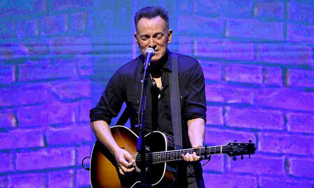 Rock News - Bruce Springsteen Gets Two Emmy Nominations For 'Springsteen On Broadway'