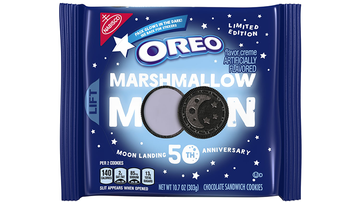 Entertainment News - Marshmallow Moon Oreos Have Landed In Stores