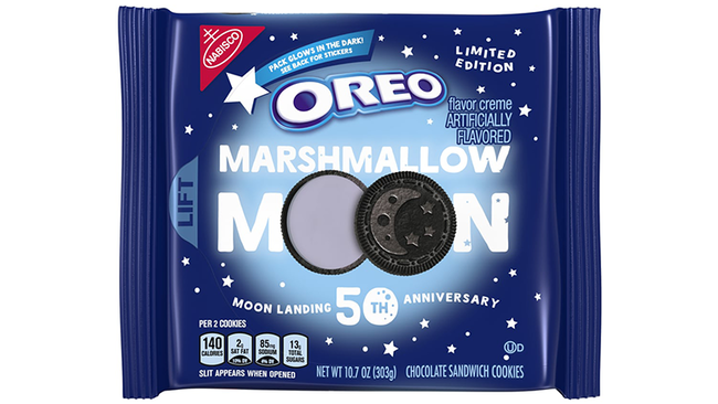 Marshmallow Moon Oreos Have Landed In Stores
