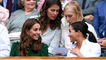 Sisanie - Meghan Markle and Kate Middleton Have Bonded Over Motherhood