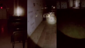 Trending - Cemetery Security Guard Films Hauntings, Including Blood-Curdling Scream
