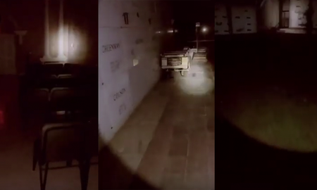 Entertainment News - Cemetery Security Guard Films Hauntings, Including Blood-Curdling Scream