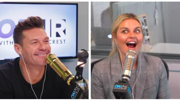 Ryan Seacrest - Caller Informs Tanya Rad Her Own FaceTime Date Led to Marriage and OMG