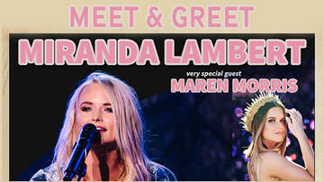 Contest Rules - Miranda Lambert Tickets and Meet & Greets Rules