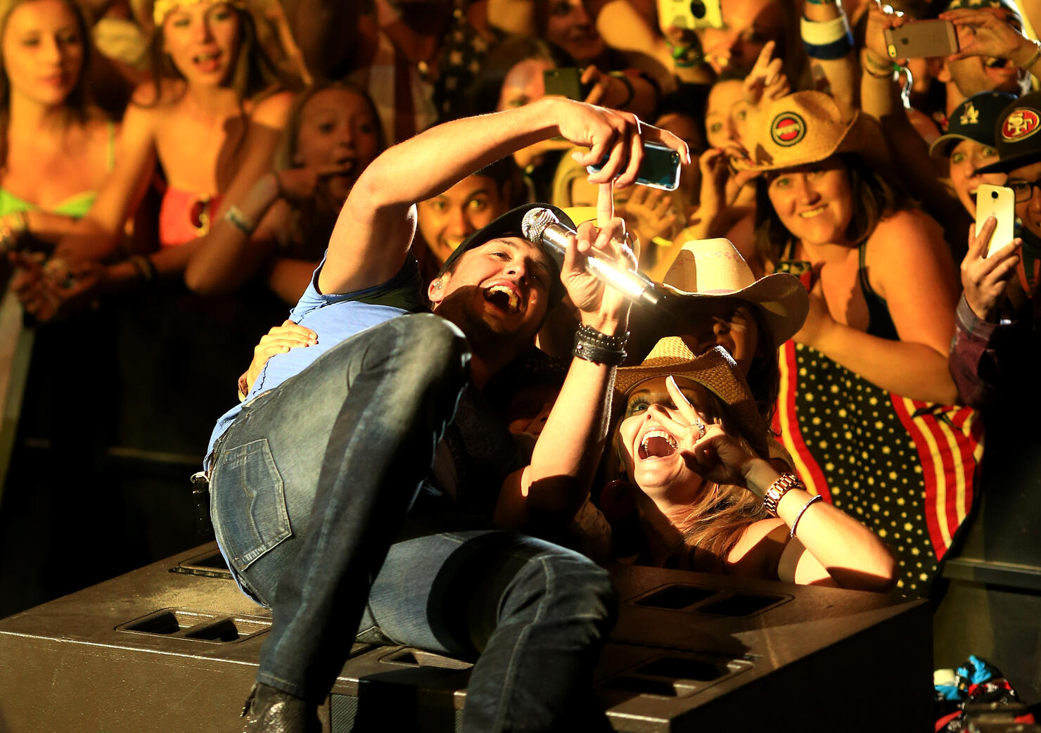 2014 Stagecoach California's Country Music Festival - Day 3