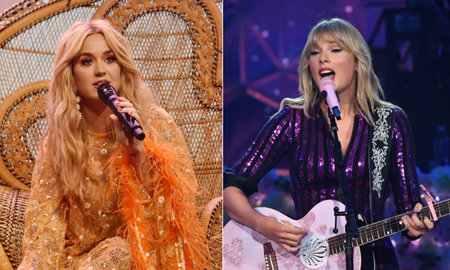 Entertainment News - Katy Perry Spills Details On How Taylor Swift Feud Finally Ended