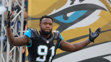 97.3 The Game News - Despite Holdout Ngakoue Works Out at Jags Facility