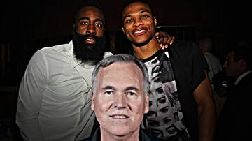 The Odd Couple with Chris Broussard & Rob Parker - James Harden and Russell Westbrook Can't Win in Mike D'Antoni's Offense