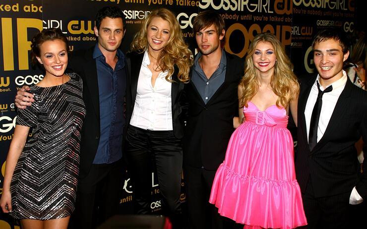 CW Network's Gossip Girl Launch Party