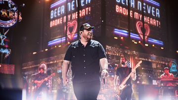 Music News - Luke Combs Becomes The Newest Grand Ole Opry Member