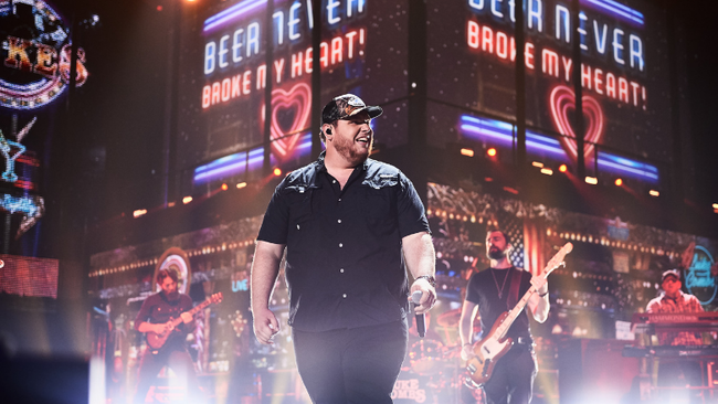Luke Combs Becomes The Newest Grand Ole Opry Member