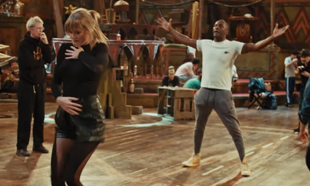 Trending - Taylor Swift, Idris Elba Rehearse Dance Scene In First Look At 'Cats'