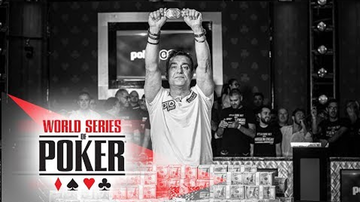 National News - Hossein Ensan Wins $10 Million at the World Series of Poker Main Event