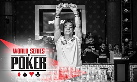 Sports Top Stories - Hossein Ensan Wins $10 Million at the World Series of Poker Main Event