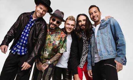 Trending - Backstreet Boys Added to 2019 iHeartRadio Music Festival Lineup