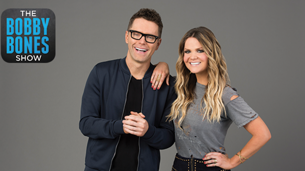 Get The Latest From The Bobby Bones Show!