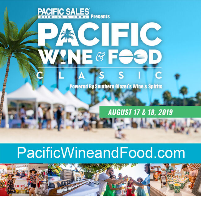 The Pacific Wine Classic Returns August 17th & 18th!