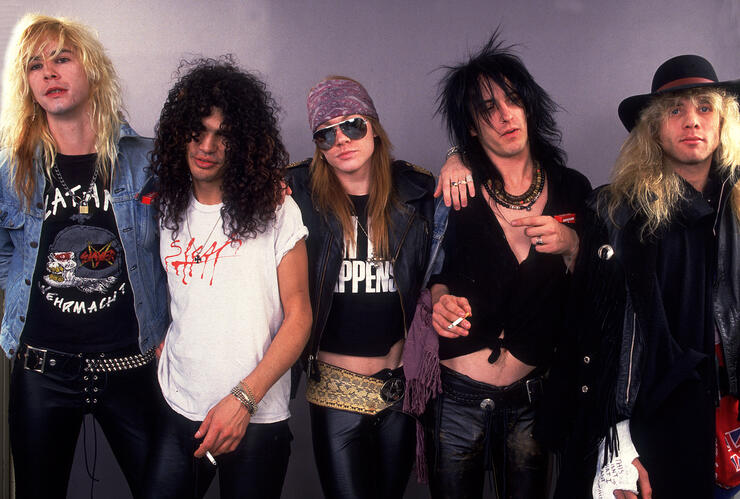 30 Things You Might Not Know About Appetite For Destruction | iHeartRadio