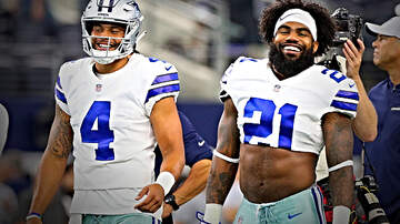 The Herd with Colin Cowherd - Matt Mosley Says Dak Prescott Will Not Let Ezekiel Elliott Hold Out