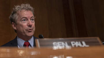 Politics - Rand Paul Blocks Senate From Fast-Tracking 9/11 Victim Compensation Fund