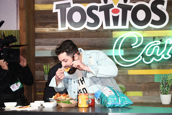 The Tostitos Cantina At Super Bowl LIVE In Atlanta, Georgia