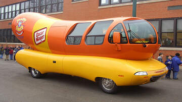 Gabby Diaz - Oscar Mayer is renting out the Weinermobile on Air Bnb!