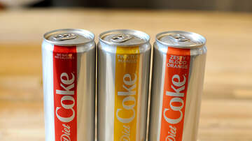 Taylor J - Diet Coke Considering Removing Labels To Spur Conversation About Labels