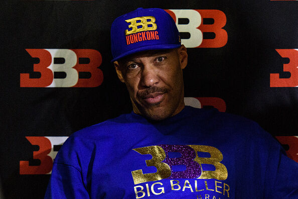 Lavar Ball's 'Big Baller Brand' Appears to Heading Towards Bankruptcy