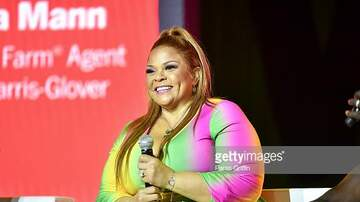 Sonya Blakey - Tamela Mann undergoing double knee replacement surgery