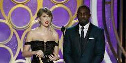 Jamey King - Taylor Swift and Idris Elba together for the new Cats!