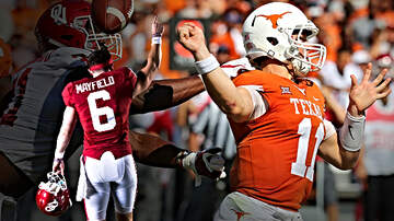 FOX Sports Radio - Baker Mayfield Beefing With Texas Longhorns Quarterback Sam Ehlinger