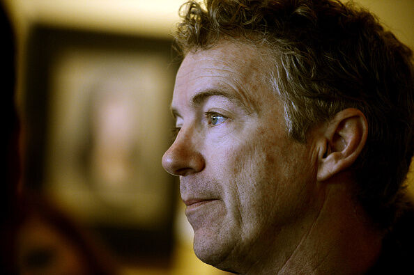 Rand Paul Meets Potential Voters In Crucial Primary State Of New Hampshire