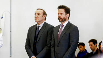 Len Berman and Michael Riedel in the Morning - MA Judge Throws Out Criminal Case Against Kevin Spacey