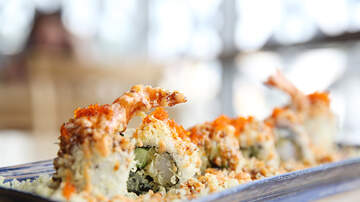 The Kane Show - Tempura Flakes on Sushi Rolls Are Spontaneously Starting Fires