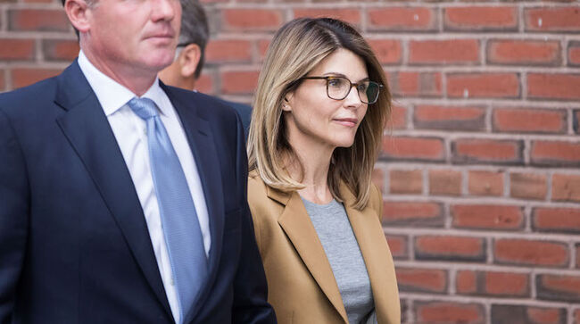 Celebrity Parents Felicity Huffman And Lori Loughlin Attend Court For Admissions Scandal